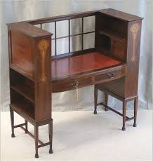 Arts And Crafts Writing Desk Antique Inlaid Arts U0026 Crafts Writing Desk Ref 4008 For Sale