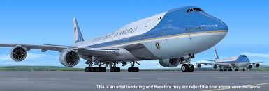 boeing air force one