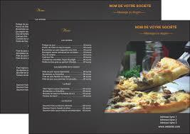 cuisine italienne pizza set de table modèle et exemple pizza pizzeria restaurant italien