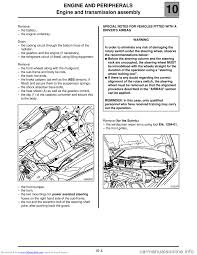 abs renault scenic 2000 j64 1 g technical note 3426a workshop manual