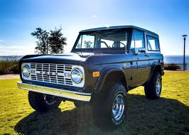 ford bronco early ford broncos early ford bronco restorations