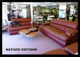 Cognac Leather Sofa by Summer Furniture Sales 2015 Natuzzi Editons Tufted Cognac Leather