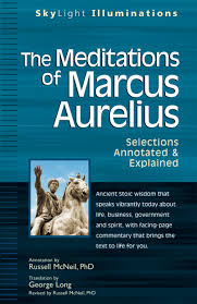 the meditations of marcus auerlius selections annotated