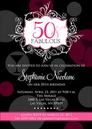 printable 50th birthday invitations choice image invitation
