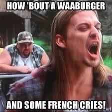 Fuck You Kid Meme - fuck you greg kid rock waaburger meme generator