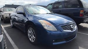 nissan altima coupe new jersey new and used blue nissan altima coupes for sale getauto com