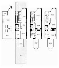 Brooklyn Brownstone Floor Plans Listing Of The Day Five Bedroom Prospect Heights Townhouse
