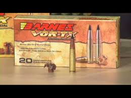 Barnes Vor Tx Guns U0026 Gear Barnes Vor Tx Youtube
