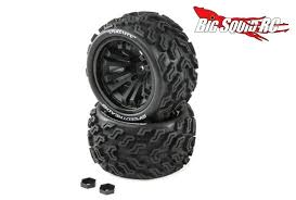 new monster truck 5 new monster truck tires from dynamite big squid rc rc car and