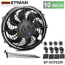 10 inch radiator fan 2018 epman 2016 new 10inch electric universal radiator fan