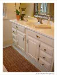 oak bathroom vanity makeover home design ideas loversiq