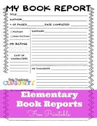 grade book report template free book report forms free homeschool deals