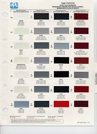 toyota paint colour codes uk ideas toyota paint codes car touch