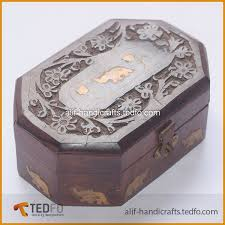 wooden jewelry boxes ornamental antique fancy box decorative