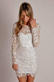 Wedding Dress Lace Sleeves Short Dresses With Lace Sleeves Naf Dresses