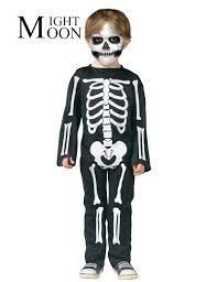 Halloween Skeleton Bodysuit Popular Halloween Skeleton Costume Buy Cheap Halloween Skeleton