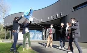 Cole Centrale De Lille Lille Un Cerf Volant Pour Produire De L électricité