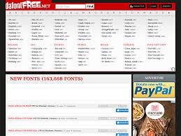 dafont free safe advice for dafontfree net scam check for dafontfree net is