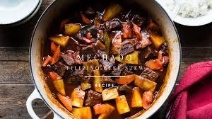 mechado filipino beef stew kitchen confidante