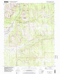 Topography Map Zion Maps Npmaps Com Just Free Maps Period