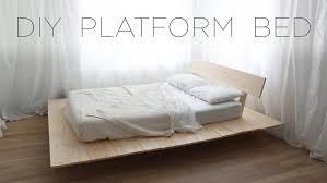 Platform Bedroom Furniture Sets Bedroom Extraordinary Modern Upholstered Platform Bedroom