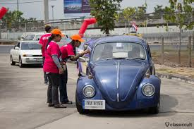 old volkswagen beetle modified siam vw festival 2014 bangkok thailand classiccult
