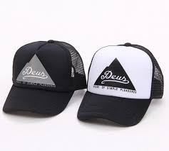 new machina new summer baseball mesh cap deus ex machina baylands trucker