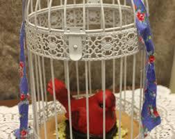 Bird Cage Decor Birdcage Decor Etsy