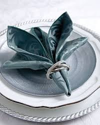 napkin folding technique teatime magazine