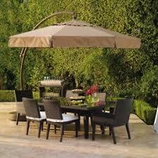 Frontgate Patio Umbrellas 8 U0027 X 11 U0027 Rectangular Outdoor Market Umbrella Frontgate