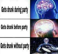 Brain Memes - expanding brain meme home facebook