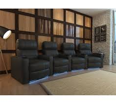 Theater Sofa Recliner The Turbo Xl700 Octane Seating