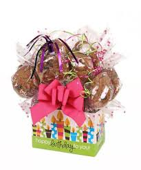 cookie bouquet happy birthday candles cookie bouquet 8 10 12 or 16 cookies
