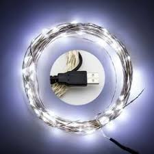 usb office fairy lights christmas lights amazlab t1w10 10 meter 33feet soft copper wire