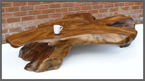 Natural Wood Coffee Tables Stunning Tree Root Coffee Table With Organic Stump Coffee Table