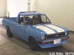 japanese nissan pickup 1988 nissan sunny truck truck for sale stock no 36174