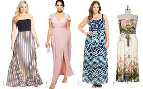 dresses for apple shape plus size maxi dresses for apple shapes and hourglass figures