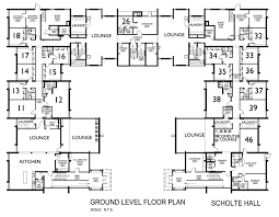 Plan Ground Floor Floor Plans U2013 Campus Life