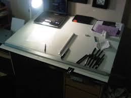 Drafting Table Tools Where They Draw