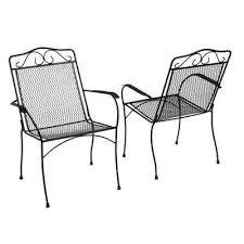 Home Depo Patio Furniture Outdoor Dining Chairs Patio Chairs The Home Depot