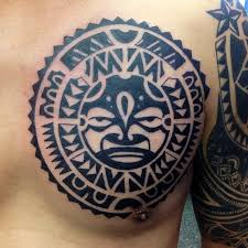 50 tribal sun designs for black ink rays