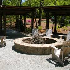 ideas exciting outdoor and landscape design with fire pit designs