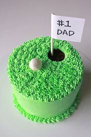 father u0027s day golf cake oh sweet day food