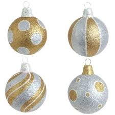 gold and silver ornaments rainforest islands ferry