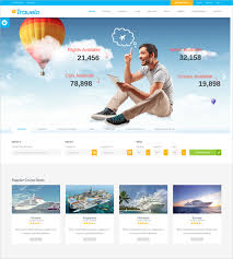 travel web images 18 travel website themes templates free premium templates jpg