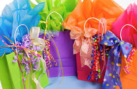 present bags custom gift bags therapy by the sea