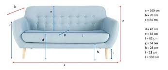 canap 130 cm dimensions canap 2 places affordable x with dimensions canap 2