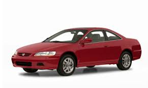 2001 Honda Accord Coupe Interior 2001 Honda Accord Overview Cars Com