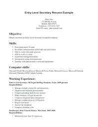 Secretary Assistant Resume Bilingual Resume Sample Secretary Resume Bilingual Assistant
