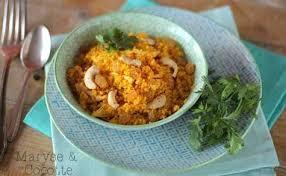 recette cuisine orientale recettes de boulgour aux épices et de cuisine orientale